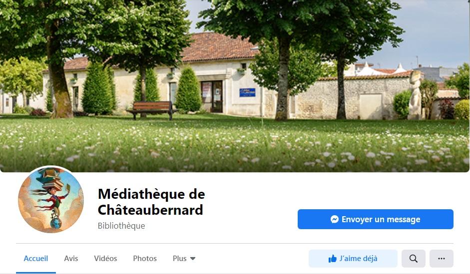 Page Facebook  |