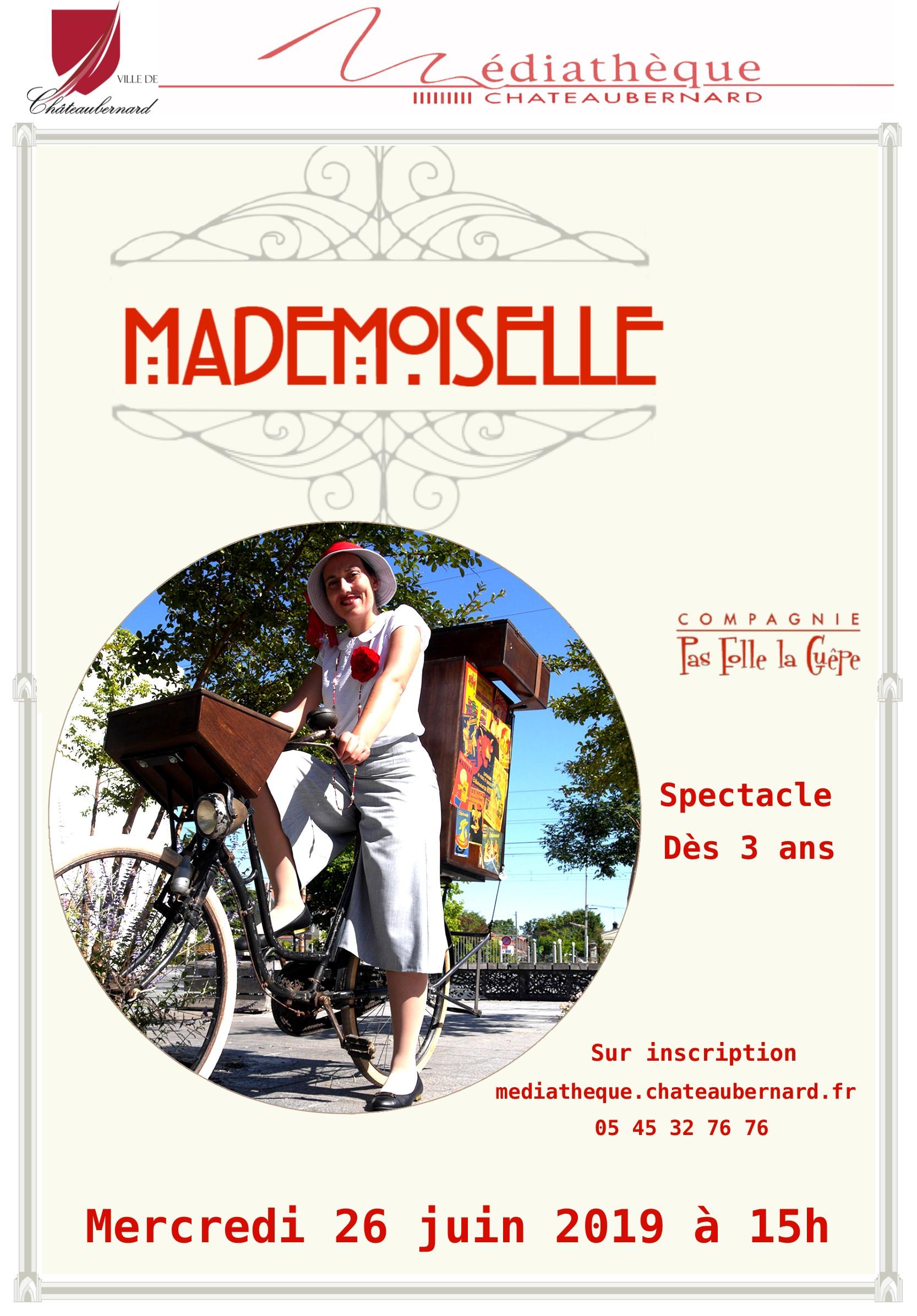 Mademoiselle |